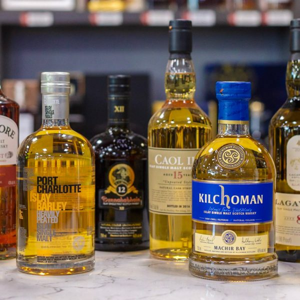 Whisky popularity skyrocketing