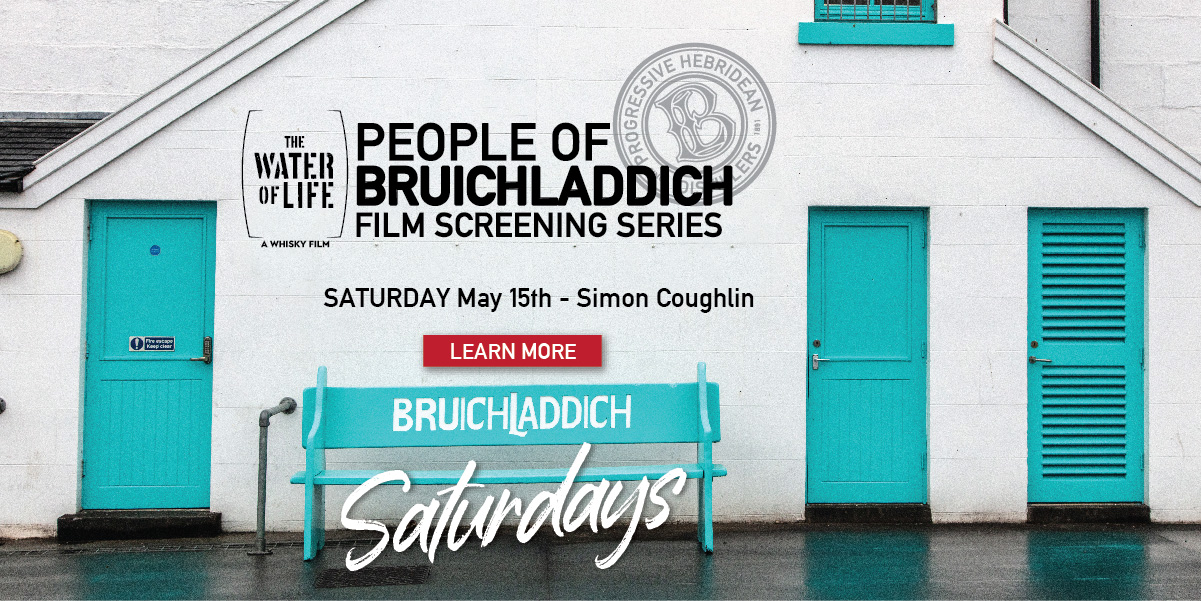 Bruichladdich Saturdays